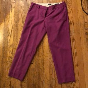 J. Crew Skimmer Size 8 Barely Worn - Pretty purple
